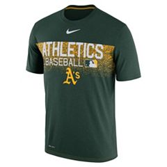 Men's Nike Oakland Athletics Legend Team Issue Tee