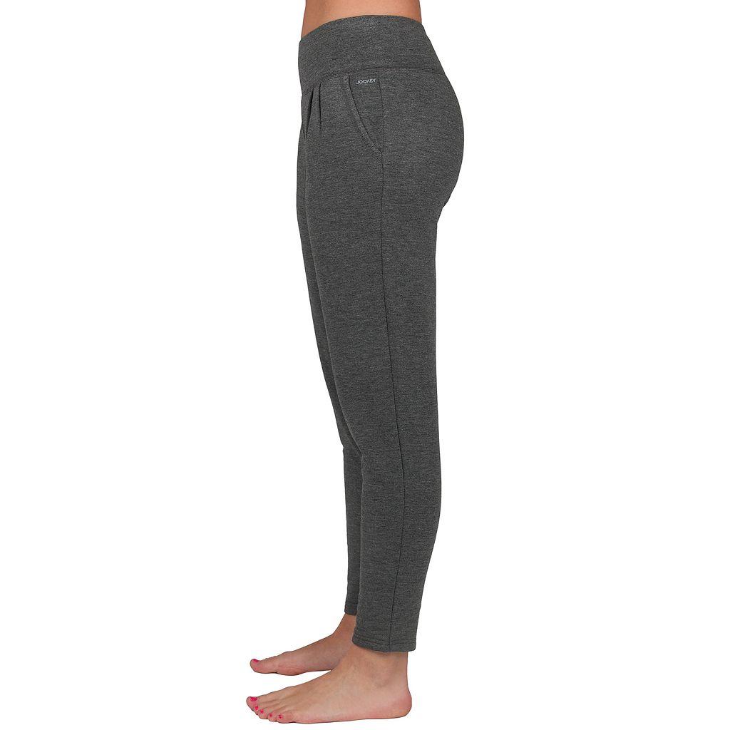 Women's Jockey Sport Flux Lounge Fleece Pants