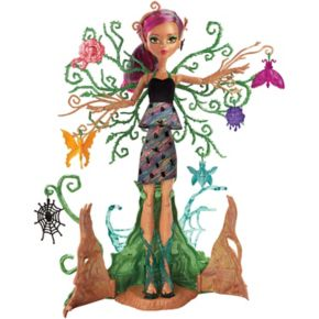 Monster High Garden Ghouls Treesa Thornwillow Doll