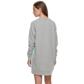 Juniors' Peace, Love & Fashion  Cozy Animal Sleepshirt