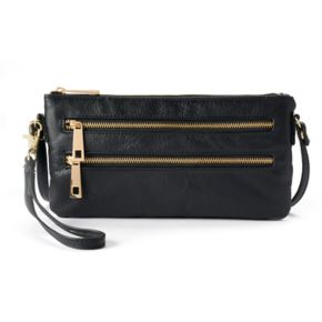 Apt. 9® Rikki RFID-Blocking Convertible Crossbody Bag