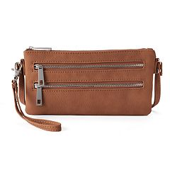 Apt. 9® Rikki RFID-Blocking Convertible Crossbody Wallet