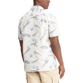 Big & Tall Chaps Performance Woven Shirt