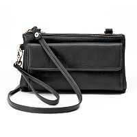 Apt. 9® Chelsea RFID-Blocking Convertible Crossbody Wallet