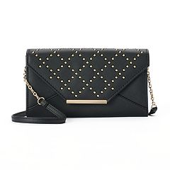 Apt. 9® RFID-Blocking Envelope Crossbody Bag