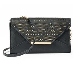 Apt. 9® RFID-Blocking Envelope Crossbody Wallet