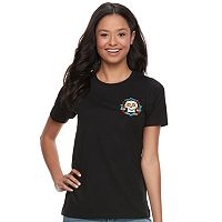 Disney•Pixar Coco Juniors' Skull Graphic Tee