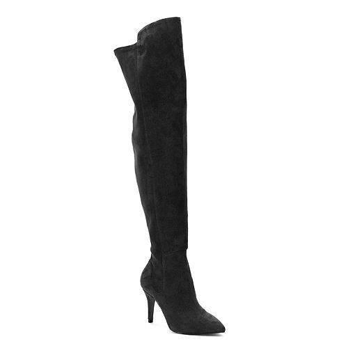 Style Charles by Charles David Vince Women's Over-The-Knee High Heel Boots