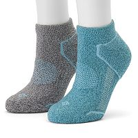 Women's Columbia 2-pk. Balance Point Athletic Walking Socks