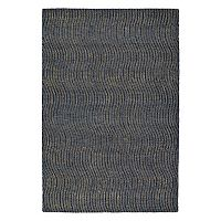 Kaleen Textura Lunar Striped Wool Rug