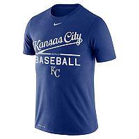 Men's Nike Kansas City Royals Practice Tee