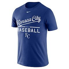 Men's Nike Kansas City Royals Practice Tee