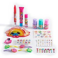 Girls 4-16 Shopkins Beauty Cosmetics Set