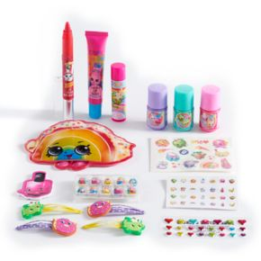 Girls 4-16 Shopkins Beauty Cosmetics Set