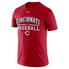 Men's Nike Cincinnati Reds Practice Tee
