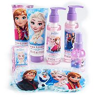 Disney Frosted Berry Scented 7-Pcs. Frozen Spa Bath Gift Set