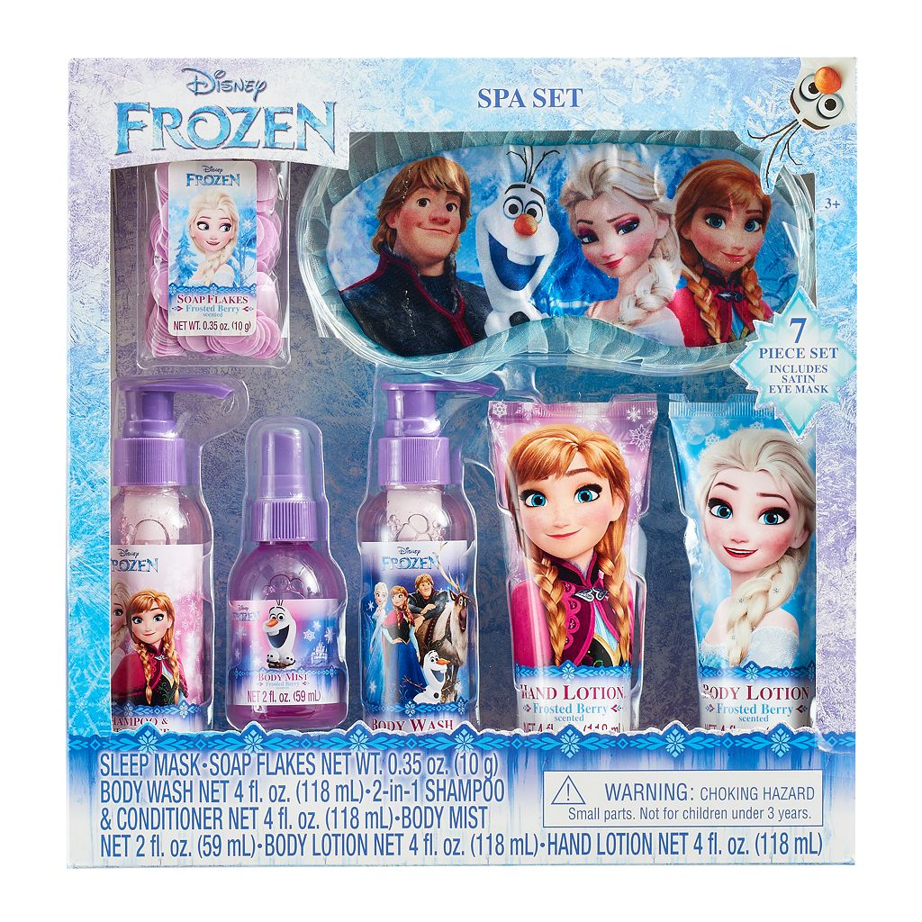 Disney's Frozen Girls 4-16 Spa Set
