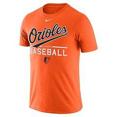 Men's Nike Baltimore Orioles Practice Tee