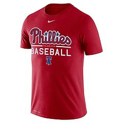 Men's Nike Philadelphia Phillies Practice Tee