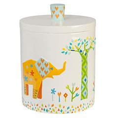 Creative Bath Origami Jungle Covered Jar