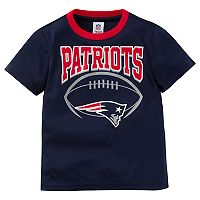 Toddler New England Patriots Team Colors Tee