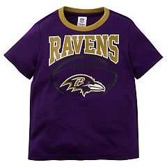 Toddler Baltimore Ravens Team Colors Tee