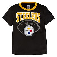 Toddler Pittsburgh Steelers Team Colors Tee