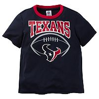 Toddler Houston Texans Team Colors Tee