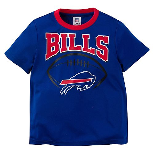 Toddler Buffalo Bills Team Colors Tee