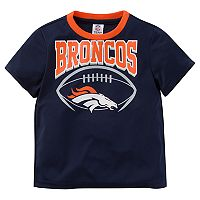Toddler Denver Broncos Team Colors Tee
