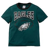 Toddler Philadelphia Eagles Team Colors Tee