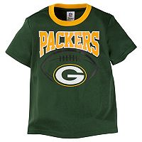 Toddler Green Bay Packers Team Colors Tee
