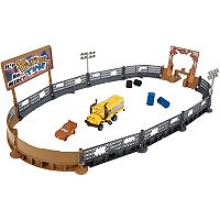 Disney / Pixar Cars 3 Crazy 8 Crashers Smash & Crash Derby Playset