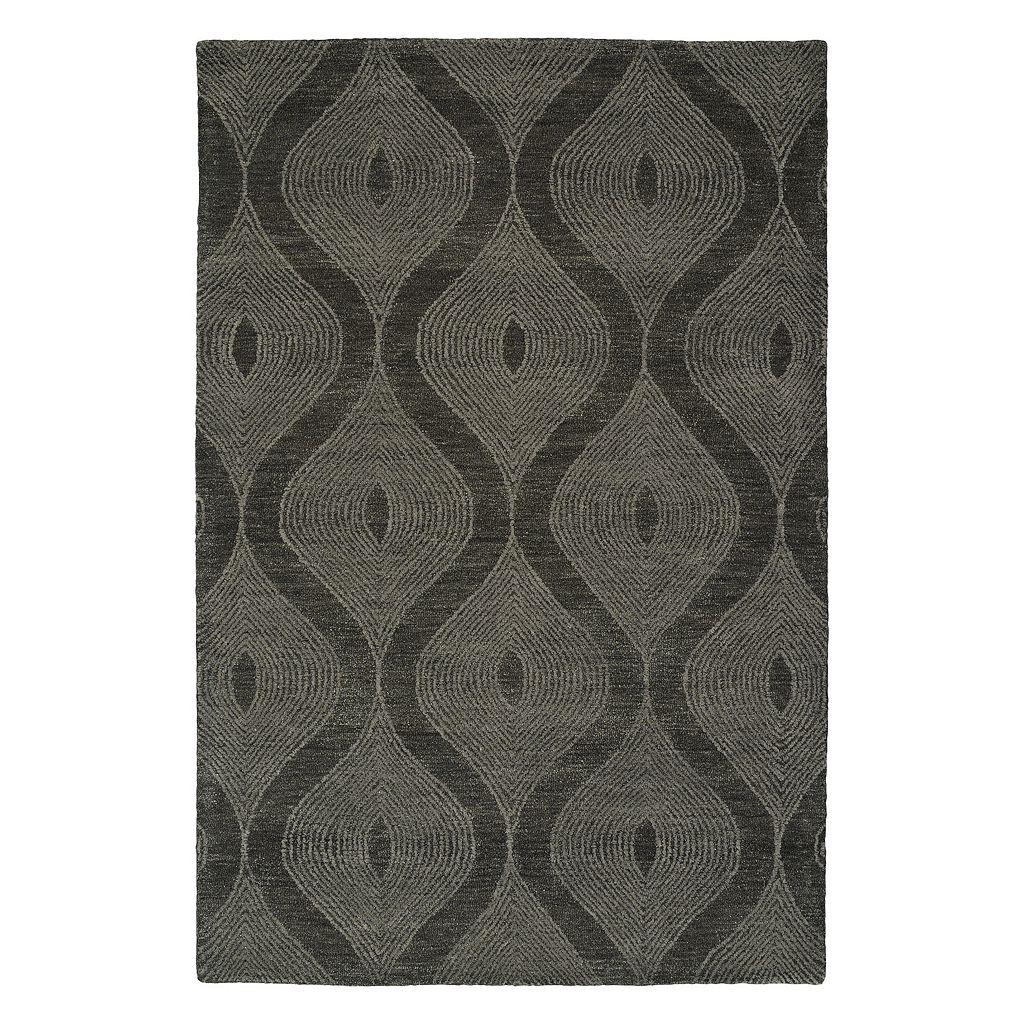Kaleen Textura Westport Geometric Wool Rug