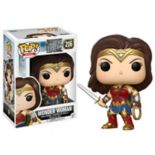 DC Comics Justice League Funko POP Wonder Woman