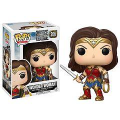 DC Comics Justice League Funko POP Wonder Woman