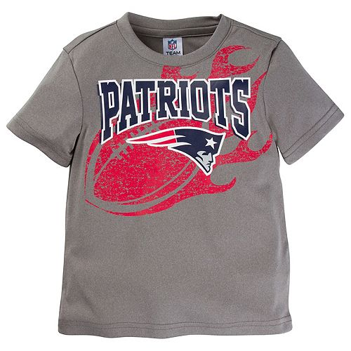 Toddler New England Patriots Team Tee