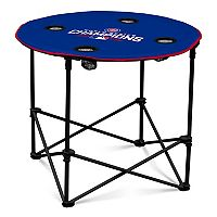 Logo Brands Chicago Cubs 2016 World Series Champions Portable Round Table