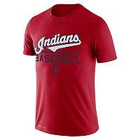 Men's Nike Cleveland Indians Practice Tee