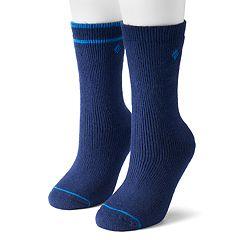 Women's Columbia 2 pkExtended Size Wool Blend Crew Socks