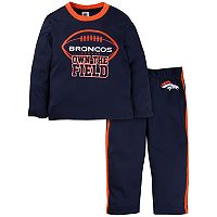 Toddler Denver Broncos Tee & Pants Set
