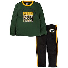 Toddler Green Bay Packers Tee & Pants Set