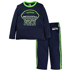 Toddler Seattle Seahawks Tee & Pants Set