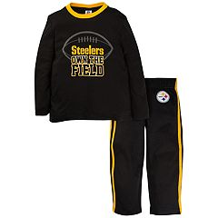 Toddler Pittsburgh Steelers Tee & Pants Set