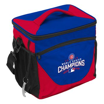 Logo Brand Chicago Cubs 2016 World Series Champions 24-Can Cooler