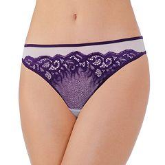 Lily of France Sensational Layered Thong Panty 2118020