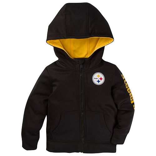 timeless design 2dabb 956cf Toddler Pittsburgh Steelers Hoodie