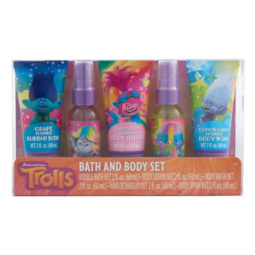 DreamWorks Trolls Girls 4-16 Bath & Body Set