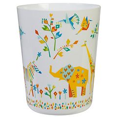 Creative Bath Origami Jungle Wastebasket