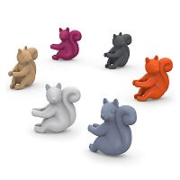 Fred & Friends 6-pack Animal Wine Markers